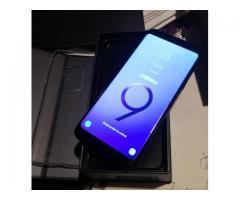 Samsung Galaxy s9+ 128GB (Unlocked)