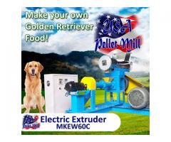 Extrusora Meelko para pellets alimentación  perros 30-40kg/h