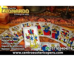 MAESTRO LEONARDO EXPERTO EN LECTURA DE TAROT