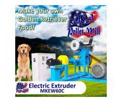 Extrusora  Meelko para pellets alimentación perros 60-80KG 11KW