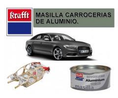 MASILLA ALUMINIUM ( Con carga de aluminio)