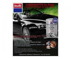 LUBEKRAFFT® Cu Paste. PASTA ANTIGRIPANTE DE BASE COBRE