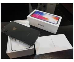 Apple iPhone X 256GB Desbloqueado