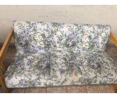 Vendo conjunto de sofá (usado)