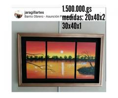 ENMARCADOS,VENTAS DE CUADROS 0984543922 JARAGILL ARTES