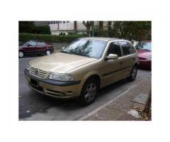 VENDO VOLKSWAGEN GOL MILLENIUM 2002 -diesel-