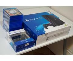 Nuevo Sony PlayStation 4 Slim & Microsoft Xbox One X Full Bundle