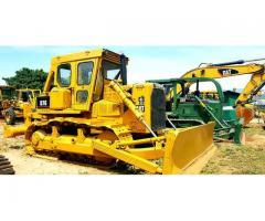 Importacion y Venta de Maquinaria Pesada. Bulldozers - Motoniveladoras - Excavadoras - Rodillos - Pa