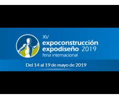 Feria Expoconstrucción y Expodiseño 2019