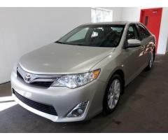 Toyota Camry Xle - V6 - Gps 2014